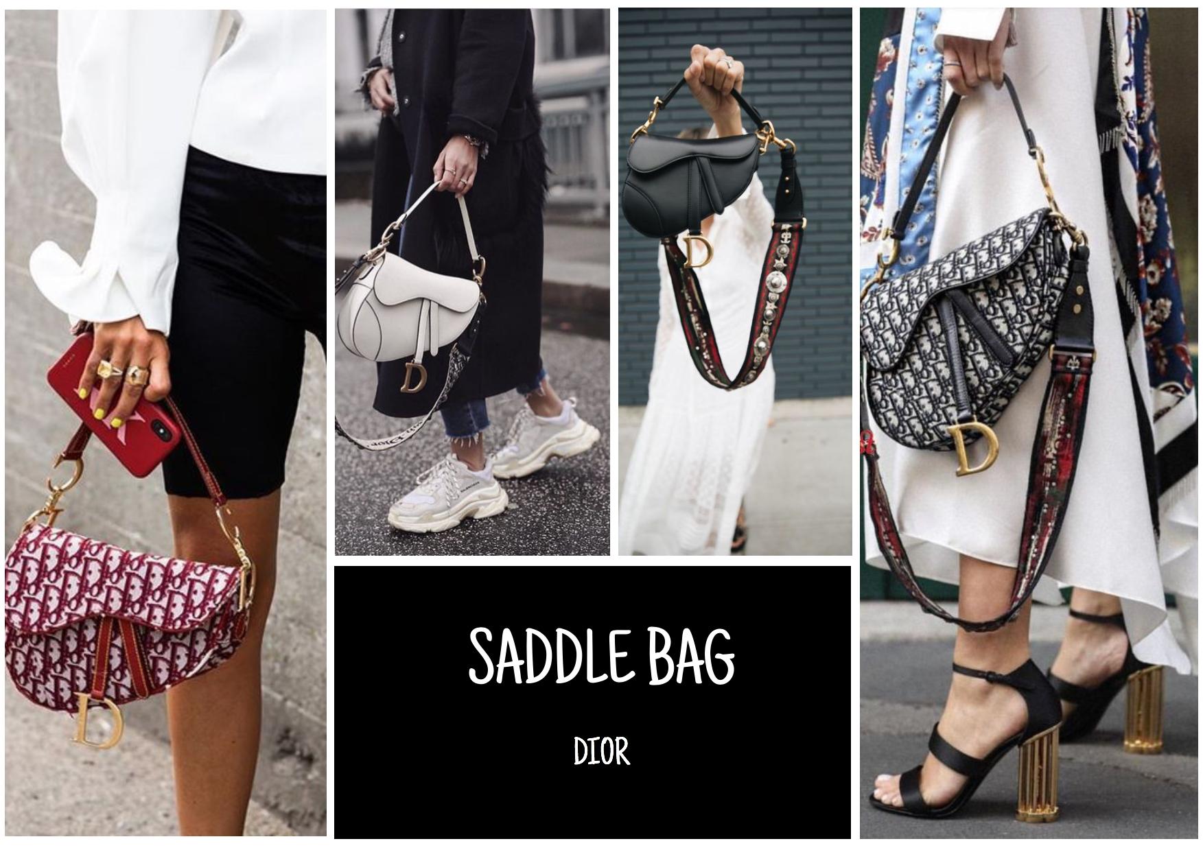 72acfea0cc J'ai donc décidé de vous parler du grand retour d'un sac emblématique des  années 2000 de Dior ...